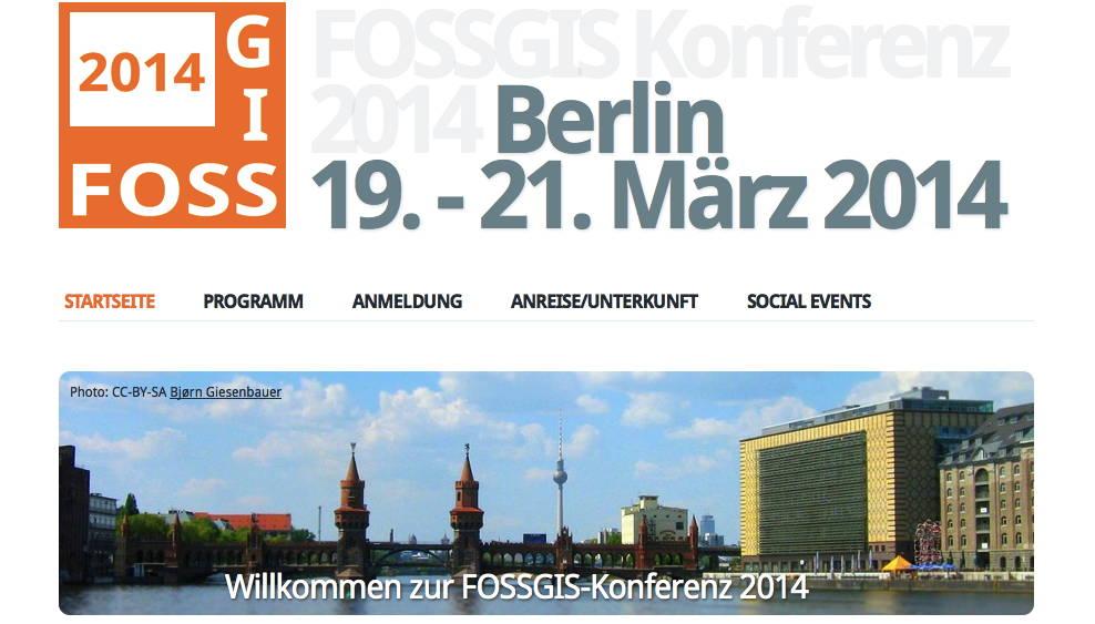 fossgis2014