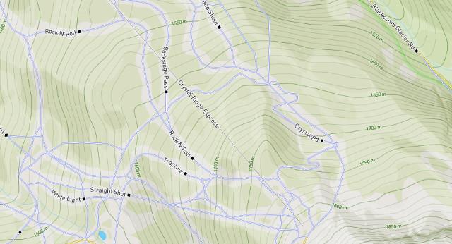 Mapbox Outdoor