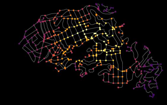 Knotenzentralität