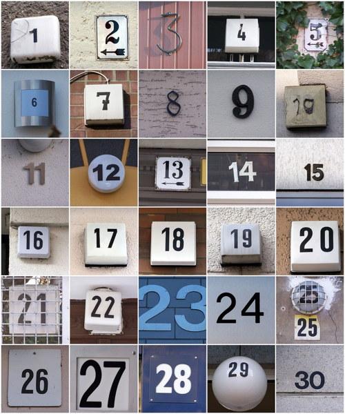 Hausnummer Selber Machen 1.000 adressen | osmblog