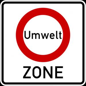 Umweltzone-Zeichen